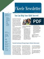 okeeffe school newsletter jan 2014 final
