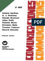"""01 - Barthes - """"Introducción al análisis estructural del relato"""""""