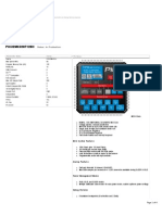 Pic32mx320f128h 80i Pt Microchip