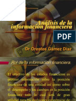 Introduccion a Los Estados Financieros