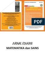 Jurnal Emasains Vol 2 No 3