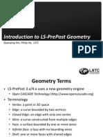 LSPP Geometry