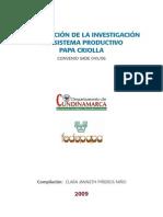 Recopilacion Investigacion Criolla