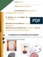 Clase 1 Generalidades de La Quimica