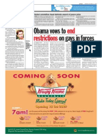 thesun 2009-10-12 page08 obama vows to end restrictions on gays in forces
