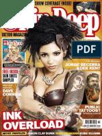 Skin Deep Tattoo Magazine - March 2014 UK
