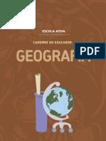 Escola Ativa Geografia Educador