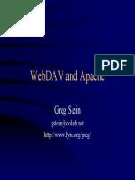 Apache Web Dav