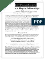 2014 hayek essay contest flier us 8 5x11
