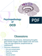 Ocd Psychopathology