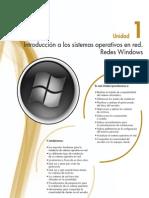 introduccion a los sistemas operativos de la red