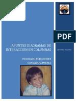 Apuntes diagramas de interacción en columnas by Sneider Granados