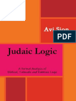 Judaic Logic