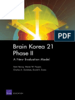 Somi Seong Brain Korea 21 Phase II a New Evaluation Mode 2008