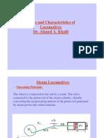 Weak 1- Types and Characteristics of Locomotives