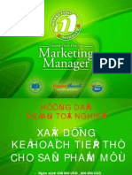 Huong Dan de Tai Tot Nghiep Marketing Manager