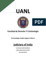 Judicial System of India