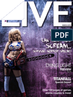 March Live Magazine