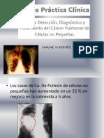 Presentación guia clinica Ca pulmon