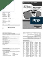 Manual Gd715r