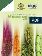 INIAF. 2009. Mejoramiento de Variedades agícolas