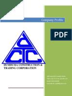 Company Profile DCTC
