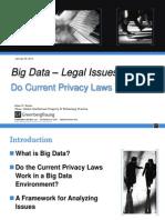 Big Data ITechLaw Bangalore 2014