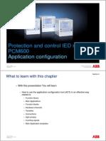 04 SEP 600 Application Configuration
