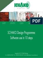 SCHAKO Software Use in 10 Steps