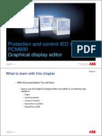 07 SEP 600 Graphical Display Editor