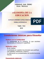 Doc. 3 Filosofia de La Educacion