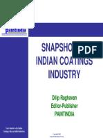 Indian Coatings Industry Profile 2009