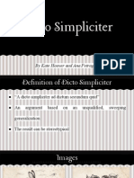Logical Fallacy-Dicto Simpliciter