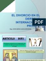 4. El Divorcio