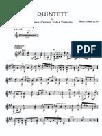 Mauro Giuliani Op 65 Quintetto