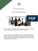 Mercader De Cadiz | Gastronomía y Bebidas