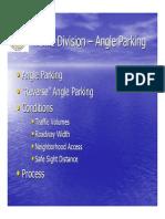 angle park area