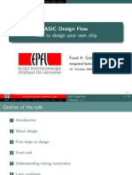 ASIC Design Vlsi