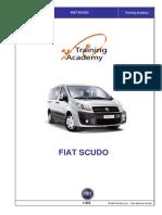 Corso Fiat Nuovo Scudo