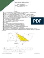 Tri Angulo Solusoluciones de triangulos especiales