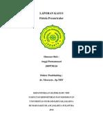 Cover Case Fistula