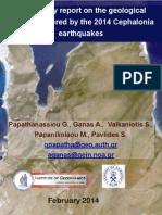 cephalonia report