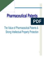 Pharma Patents
