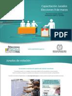 Capacitacion Jurados Colombia