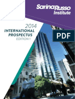 SRSA International Prospectus 2014