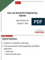Combined Hybrid Talks