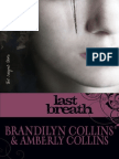 Last Breath by Brandilyn Collins & Amberly Collins, Chapter 1