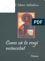 Pr Miron Mihailescu_Cum Sa Te Rogi Neincetat