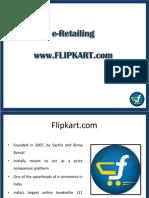 Flipkart Final Ppt