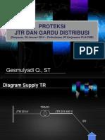 Proteksi JTR Dan Gardu Distribusi